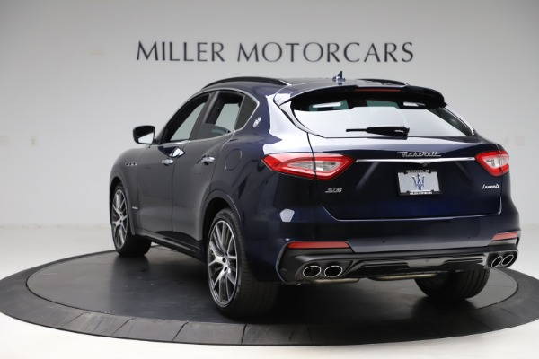 New 2019 Maserati Levante S GranSport for sale $110,855 at Alfa Romeo of Greenwich in Greenwich CT 06830 5