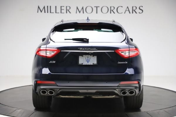 New 2019 Maserati Levante S GranSport for sale $110,855 at Alfa Romeo of Greenwich in Greenwich CT 06830 6