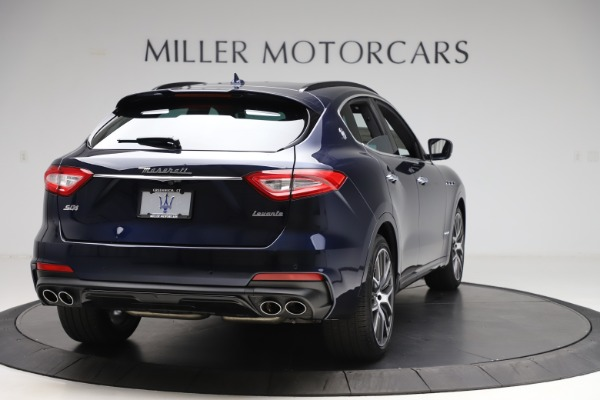 New 2019 Maserati Levante S GranSport for sale $110,855 at Alfa Romeo of Greenwich in Greenwich CT 06830 7