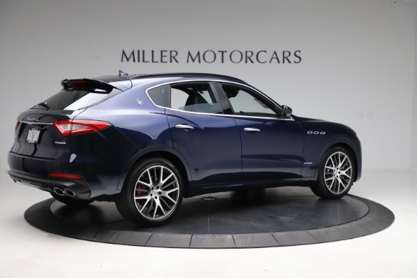 New 2019 Maserati Levante S GranSport for sale $110,855 at Alfa Romeo of Greenwich in Greenwich CT 06830 8