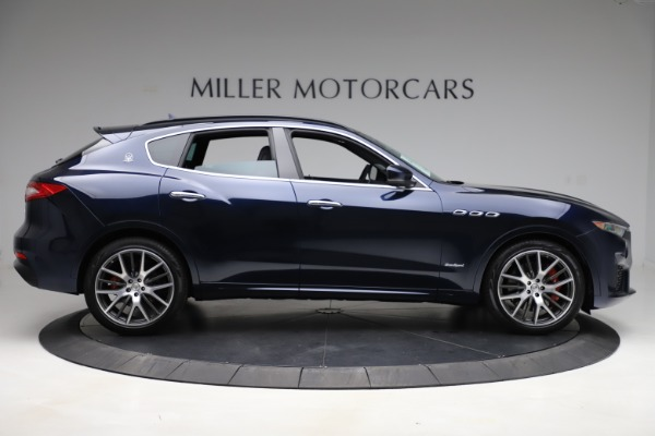 New 2019 Maserati Levante S GranSport for sale $110,855 at Alfa Romeo of Greenwich in Greenwich CT 06830 9