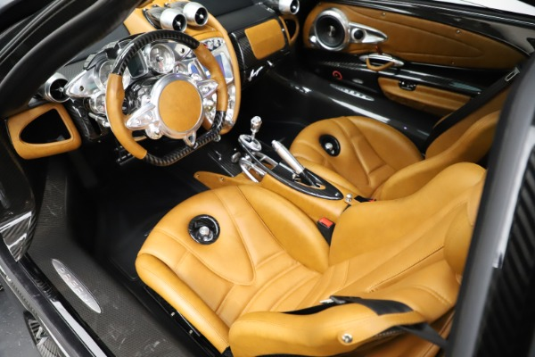 Used 2014 Pagani Huayra Tempesta for sale Call for price at Alfa Romeo of Greenwich in Greenwich CT 06830 13