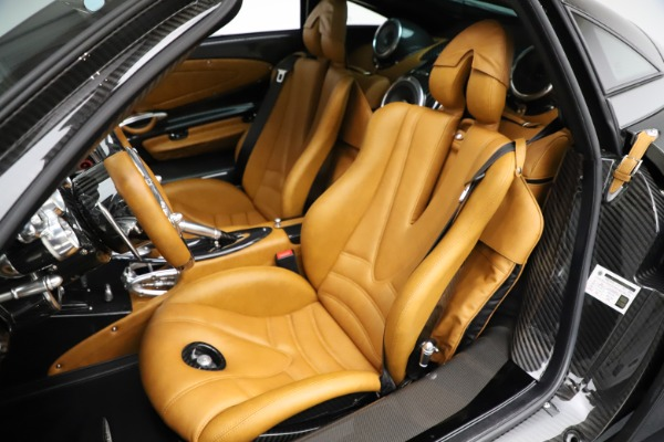 Used 2014 Pagani Huayra Tempesta for sale Call for price at Alfa Romeo of Greenwich in Greenwich CT 06830 15