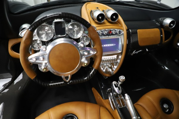 Used 2014 Pagani Huayra Tempesta for sale Call for price at Alfa Romeo of Greenwich in Greenwich CT 06830 16