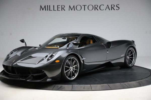 Used 2014 Pagani Huayra Tempesta for sale Call for price at Alfa Romeo of Greenwich in Greenwich CT 06830 2