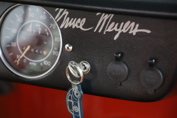 Used 1966 Meyers Manx Dune Buggy for sale $65,900 at Alfa Romeo of Greenwich in Greenwich CT 06830 20