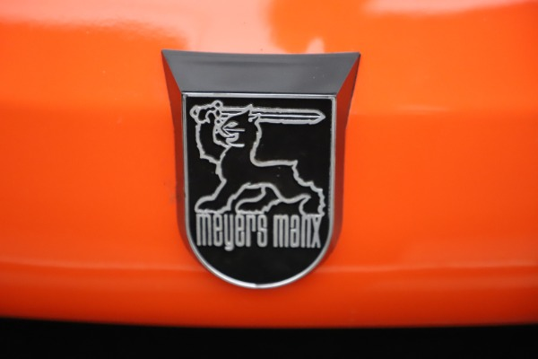 Used 1966 Meyers Manx Dune Buggy for sale $65,900 at Alfa Romeo of Greenwich in Greenwich CT 06830 22