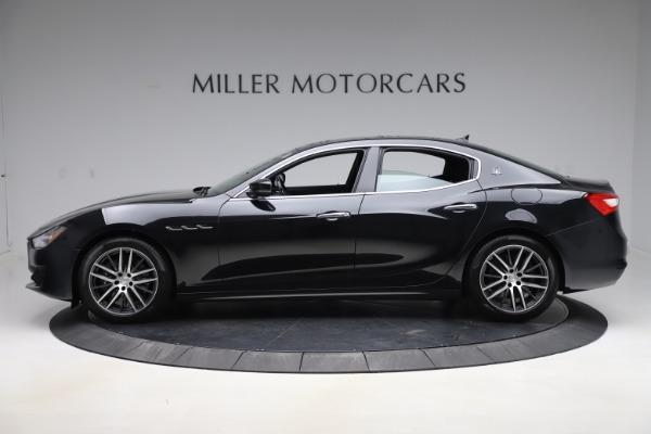 New 2019 Maserati Ghibli S Q4 for sale $91,165 at Alfa Romeo of Greenwich in Greenwich CT 06830 3