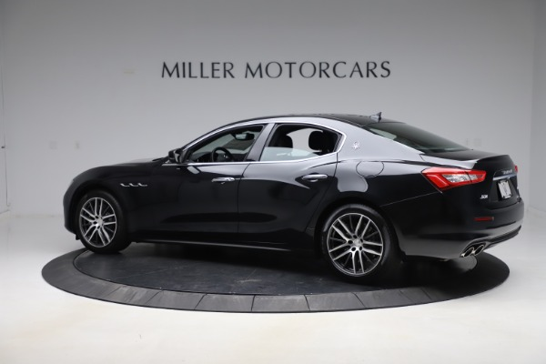 New 2019 Maserati Ghibli S Q4 for sale $91,165 at Alfa Romeo of Greenwich in Greenwich CT 06830 4