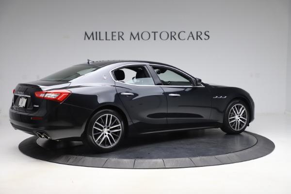 New 2019 Maserati Ghibli S Q4 for sale $91,165 at Alfa Romeo of Greenwich in Greenwich CT 06830 8
