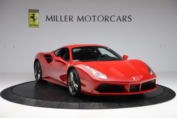 Used 2018 Ferrari 488 GTB for sale Sold at Alfa Romeo of Greenwich in Greenwich CT 06830 11