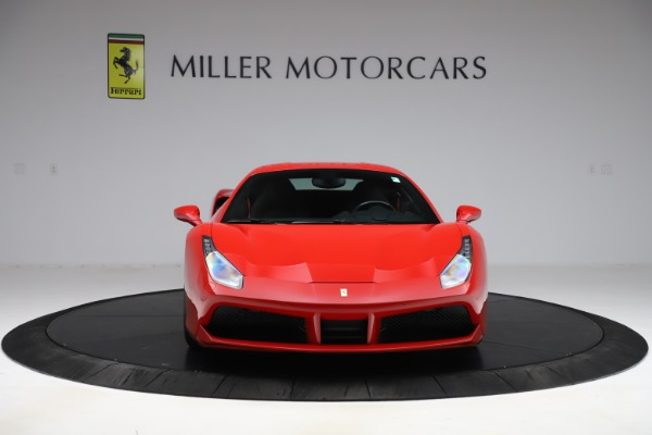 Used 2018 Ferrari 488 GTB for sale Sold at Alfa Romeo of Greenwich in Greenwich CT 06830 12