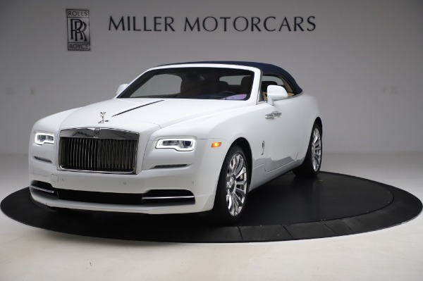 New 2020 Rolls-Royce Dawn for sale $382,100 at Alfa Romeo of Greenwich in Greenwich CT 06830 10