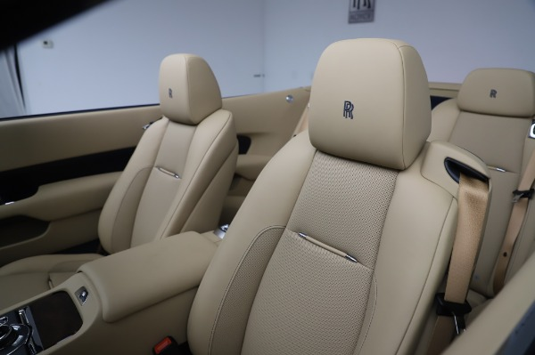 New 2020 Rolls-Royce Dawn for sale $382,100 at Alfa Romeo of Greenwich in Greenwich CT 06830 17