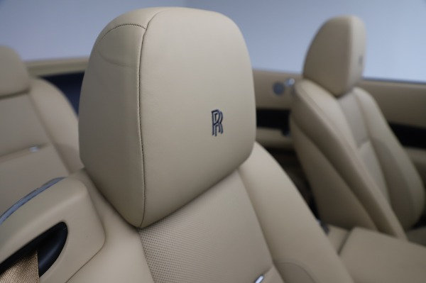 New 2020 Rolls-Royce Dawn for sale $382,100 at Alfa Romeo of Greenwich in Greenwich CT 06830 26