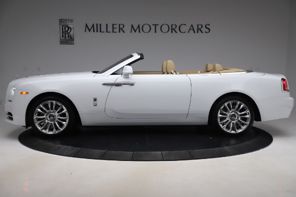 New 2020 Rolls-Royce Dawn for sale $382,100 at Alfa Romeo of Greenwich in Greenwich CT 06830 3