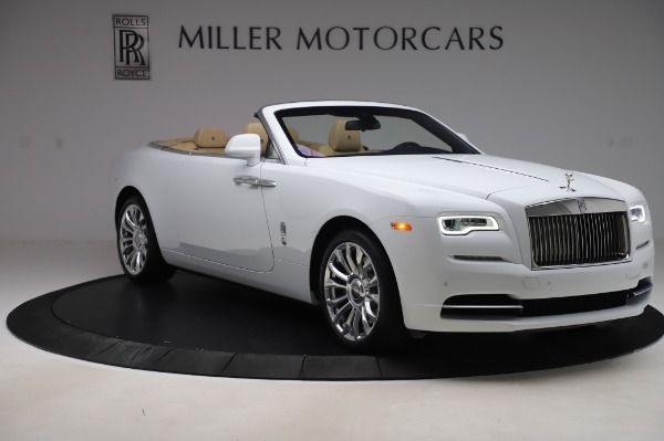 New 2020 Rolls-Royce Dawn for sale $382,100 at Alfa Romeo of Greenwich in Greenwich CT 06830 8