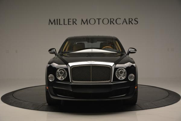 Used 2013 Bentley Mulsanne Le Mans Edition- Number 1 of 48 for sale Sold at Alfa Romeo of Greenwich in Greenwich CT 06830 12