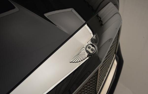 Used 2013 Bentley Mulsanne Le Mans Edition- Number 1 of 48 for sale Sold at Alfa Romeo of Greenwich in Greenwich CT 06830 13