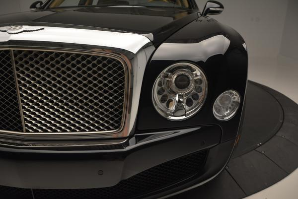 Used 2013 Bentley Mulsanne Le Mans Edition- Number 1 of 48 for sale Sold at Alfa Romeo of Greenwich in Greenwich CT 06830 14