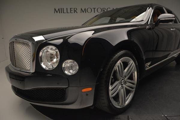 Used 2013 Bentley Mulsanne Le Mans Edition- Number 1 of 48 for sale Sold at Alfa Romeo of Greenwich in Greenwich CT 06830 15
