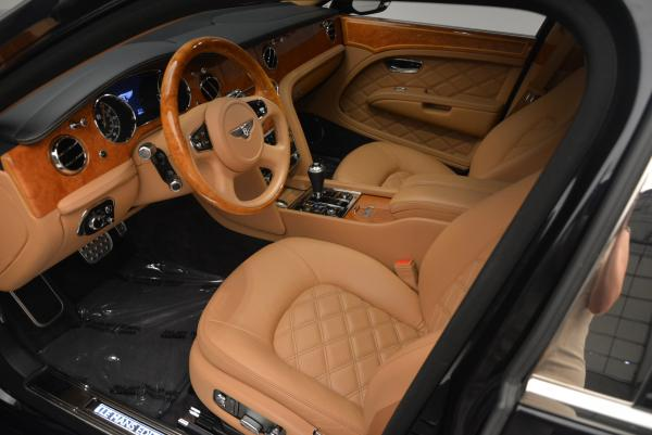 Used 2013 Bentley Mulsanne Le Mans Edition- Number 1 of 48 for sale Sold at Alfa Romeo of Greenwich in Greenwich CT 06830 18