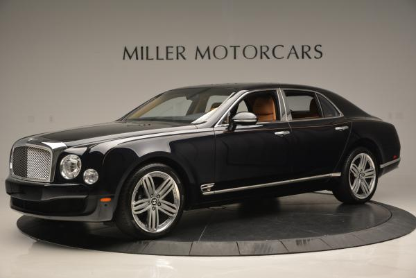 Used 2013 Bentley Mulsanne Le Mans Edition- Number 1 of 48 for sale Sold at Alfa Romeo of Greenwich in Greenwich CT 06830 2