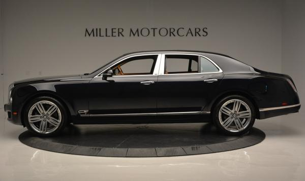 Used 2013 Bentley Mulsanne Le Mans Edition- Number 1 of 48 for sale Sold at Alfa Romeo of Greenwich in Greenwich CT 06830 3