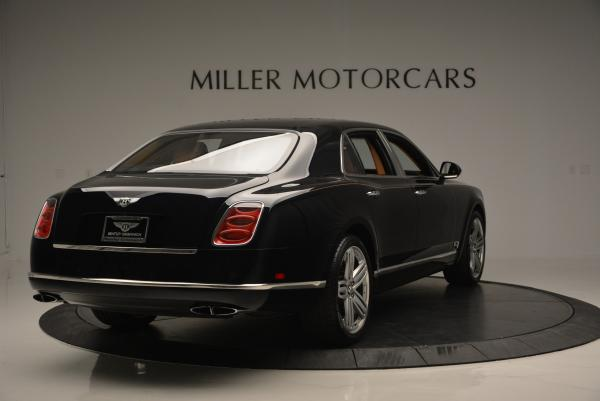 Used 2013 Bentley Mulsanne Le Mans Edition- Number 1 of 48 for sale Sold at Alfa Romeo of Greenwich in Greenwich CT 06830 7