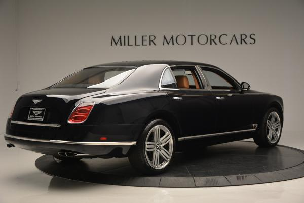 Used 2013 Bentley Mulsanne Le Mans Edition- Number 1 of 48 for sale Sold at Alfa Romeo of Greenwich in Greenwich CT 06830 8