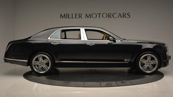 Used 2013 Bentley Mulsanne Le Mans Edition- Number 1 of 48 for sale Sold at Alfa Romeo of Greenwich in Greenwich CT 06830 9