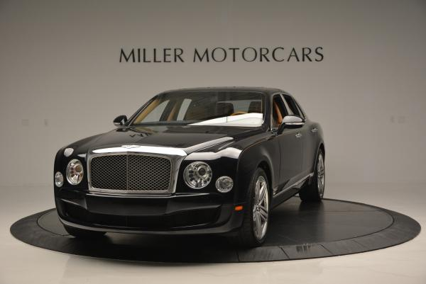 Used 2013 Bentley Mulsanne Le Mans Edition- Number 1 of 48 for sale Sold at Alfa Romeo of Greenwich in Greenwich CT 06830 1