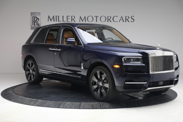 Used 2020 Rolls-Royce Cullinan for sale Call for price at Alfa Romeo of Greenwich in Greenwich CT 06830 12