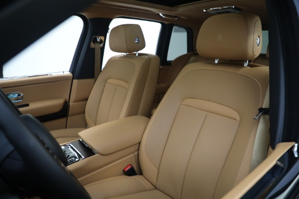 Used 2020 Rolls-Royce Cullinan for sale Call for price at Alfa Romeo of Greenwich in Greenwich CT 06830 13