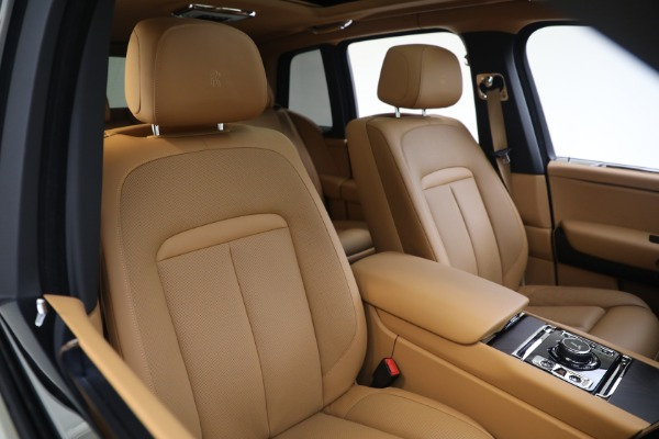 Used 2020 Rolls-Royce Cullinan for sale Call for price at Alfa Romeo of Greenwich in Greenwich CT 06830 14