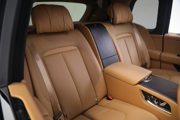 Used 2020 Rolls-Royce Cullinan for sale Call for price at Alfa Romeo of Greenwich in Greenwich CT 06830 17