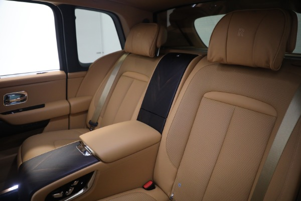 Used 2020 Rolls-Royce Cullinan for sale Call for price at Alfa Romeo of Greenwich in Greenwich CT 06830 18