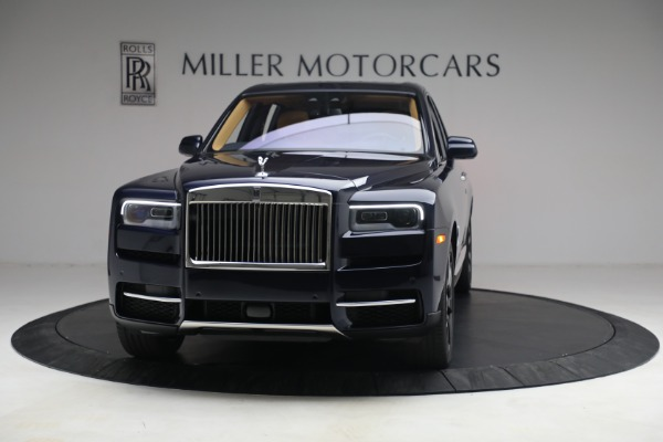 Used 2020 Rolls-Royce Cullinan for sale Call for price at Alfa Romeo of Greenwich in Greenwich CT 06830 2
