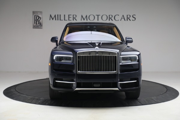 Used 2020 Rolls-Royce Cullinan for sale Call for price at Alfa Romeo of Greenwich in Greenwich CT 06830 3