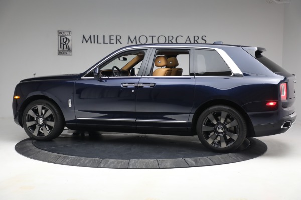Used 2020 Rolls-Royce Cullinan for sale Call for price at Alfa Romeo of Greenwich in Greenwich CT 06830 5