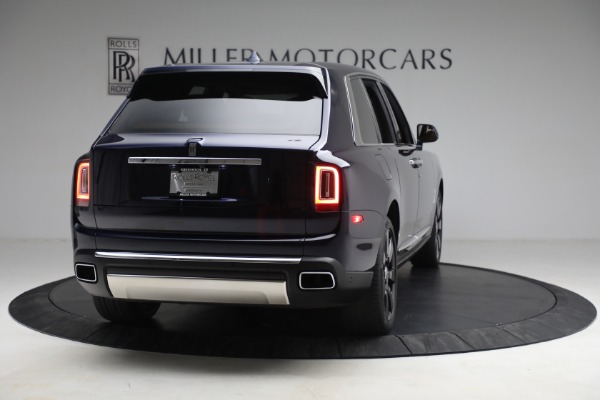 Used 2020 Rolls-Royce Cullinan for sale Call for price at Alfa Romeo of Greenwich in Greenwich CT 06830 8