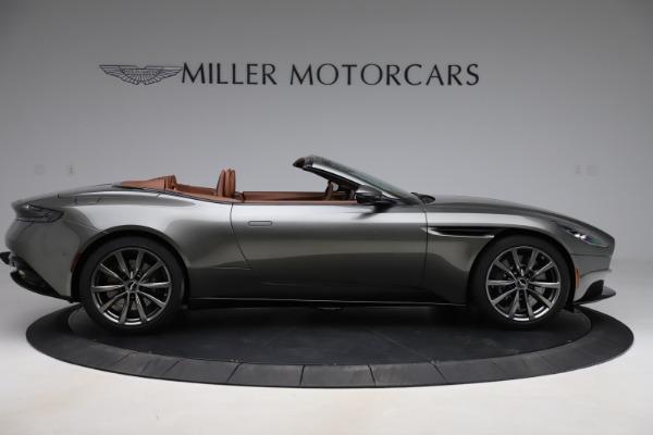 New 2020 Aston Martin DB11 Volante Convertible for sale $264,266 at Alfa Romeo of Greenwich in Greenwich CT 06830 10