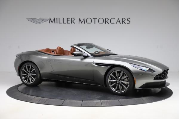 New 2020 Aston Martin DB11 Volante Convertible for sale $264,266 at Alfa Romeo of Greenwich in Greenwich CT 06830 11