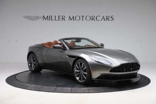 New 2020 Aston Martin DB11 Volante Convertible for sale $264,266 at Alfa Romeo of Greenwich in Greenwich CT 06830 12