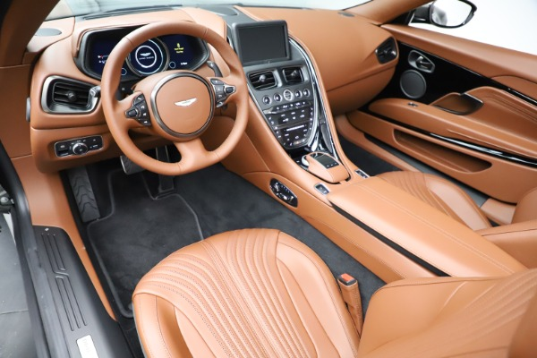New 2020 Aston Martin DB11 Volante Convertible for sale $264,266 at Alfa Romeo of Greenwich in Greenwich CT 06830 13
