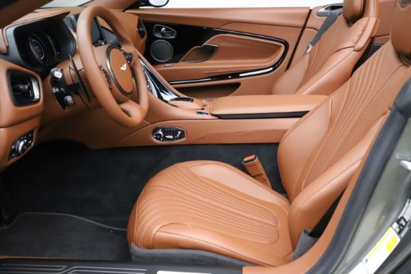 New 2020 Aston Martin DB11 Volante Convertible for sale $264,266 at Alfa Romeo of Greenwich in Greenwich CT 06830 14