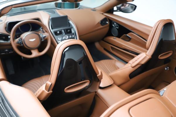 New 2020 Aston Martin DB11 Volante Convertible for sale $264,266 at Alfa Romeo of Greenwich in Greenwich CT 06830 17