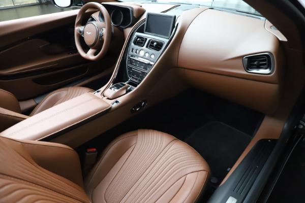 New 2020 Aston Martin DB11 Volante Convertible for sale $264,266 at Alfa Romeo of Greenwich in Greenwich CT 06830 18