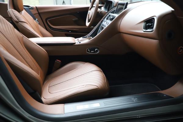 New 2020 Aston Martin DB11 Volante Convertible for sale $264,266 at Alfa Romeo of Greenwich in Greenwich CT 06830 19