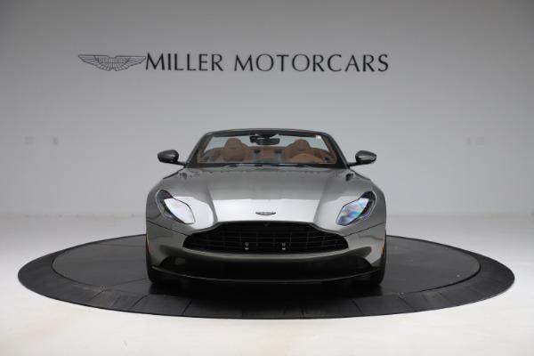 New 2020 Aston Martin DB11 Volante Convertible for sale $264,266 at Alfa Romeo of Greenwich in Greenwich CT 06830 2